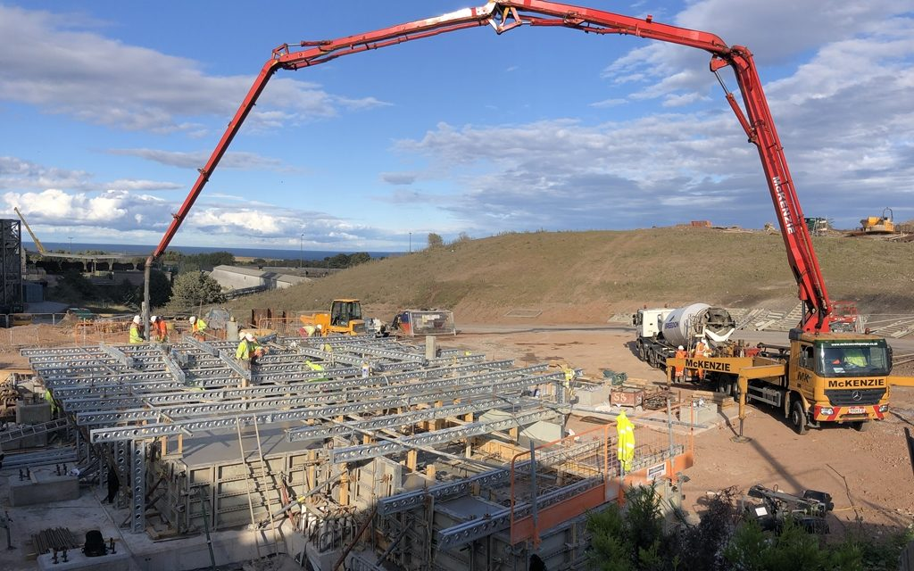 Cement plant on track for completion of state-of-the-art mill