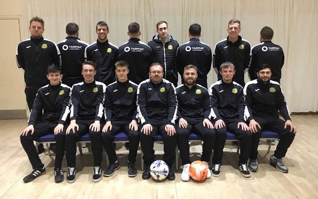 Local company backs revitalised football club