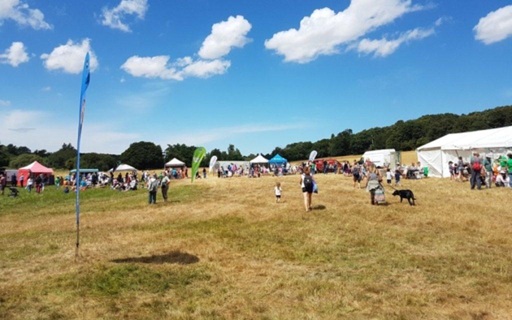 Hertfordshire's wildlife celebrated at fesitval.