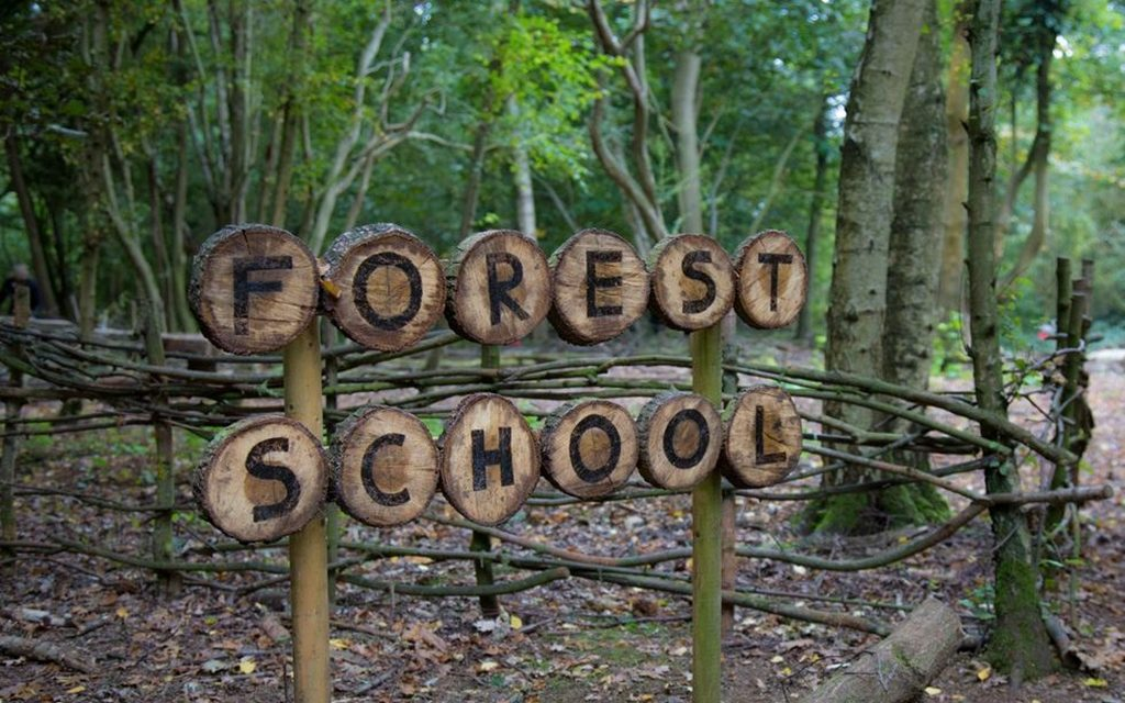 Forest School welcomes 1000th pupil