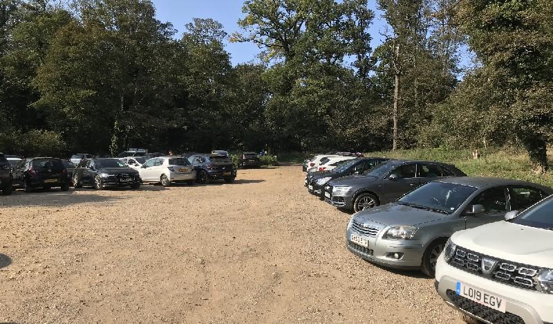 New car park planned for Panshanger Park