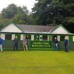 CHAPEL BOWLING CLUB GRANT TO BENEFIT BOWLERS FOR GENERATIONS TO COME