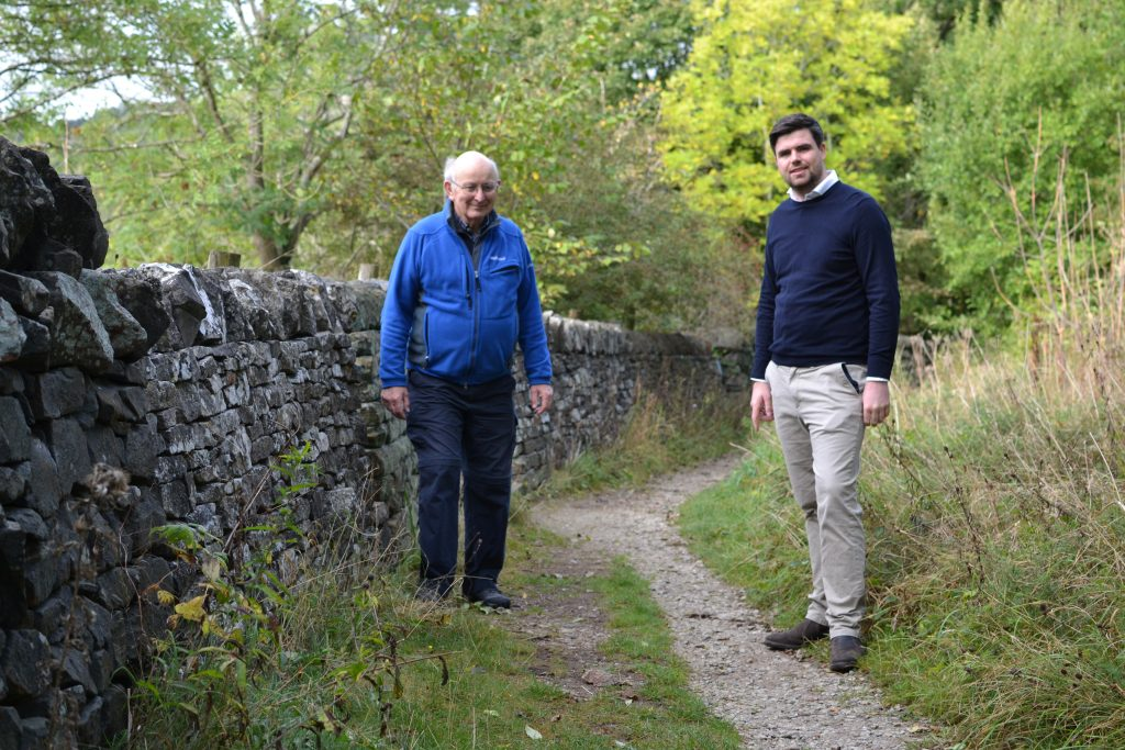 NATIONAL STONE CENTRE GRANT WILL IMPROVE ACCESS FOR ALL FOR GEO-TRAIL VISITORS
