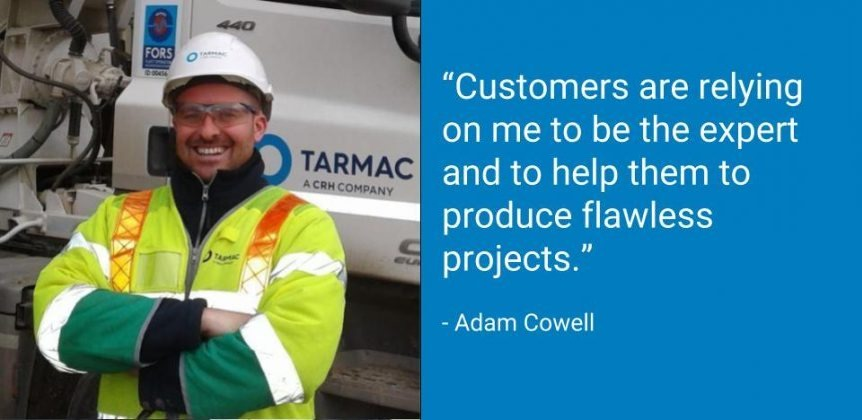 A day in the life of Adam Cowell