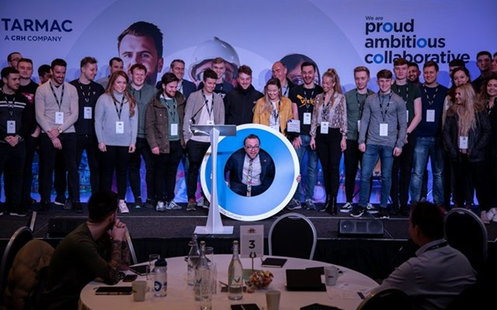 Tarmac continues commitment to early career development with second annual Future Leaders conference