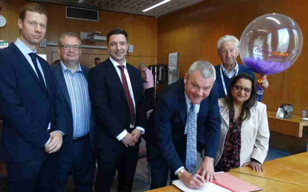 Riney to deliver £110m highways contract for the London borough of Harrow