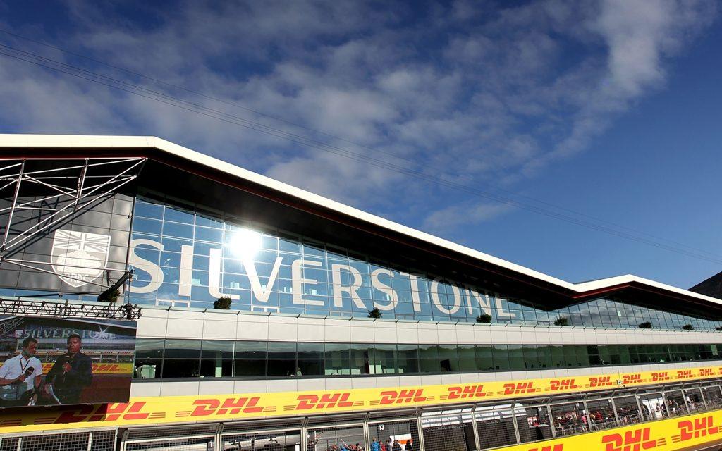 Tarmac gears up for Silverstone resurfacing