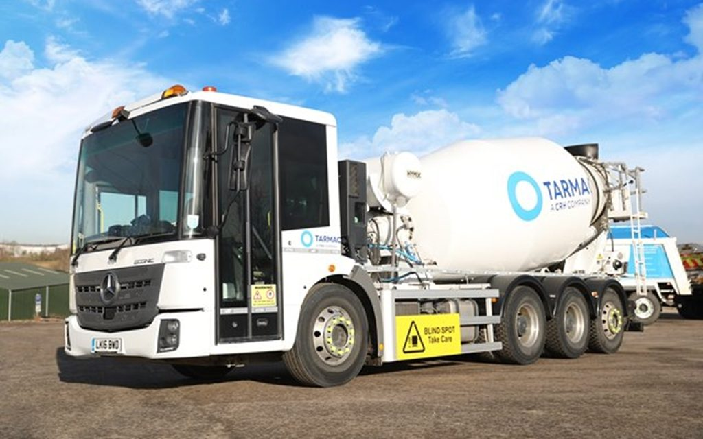 Tarmac drives industry change with ready-mixed concrete technology