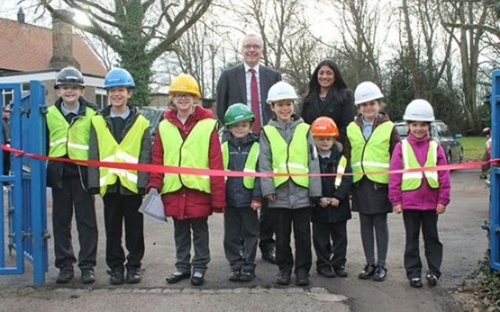 Tarmac continues collaboration in Hertfordshire supporting local school car park and playground resurfacing