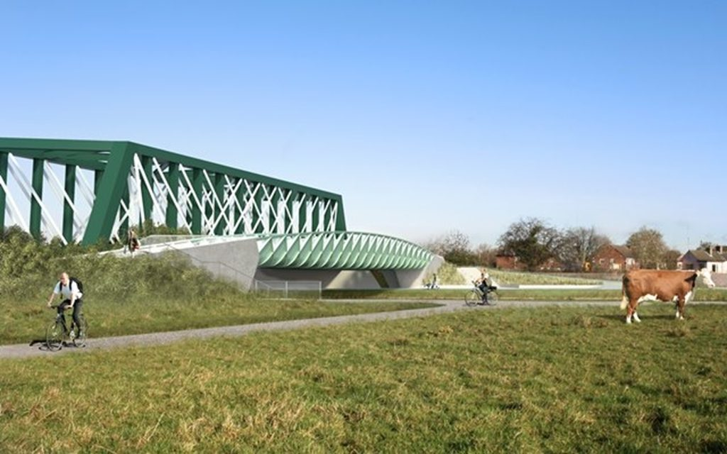 Tarmac to deliver major new walking and cycling routes in Cambridge