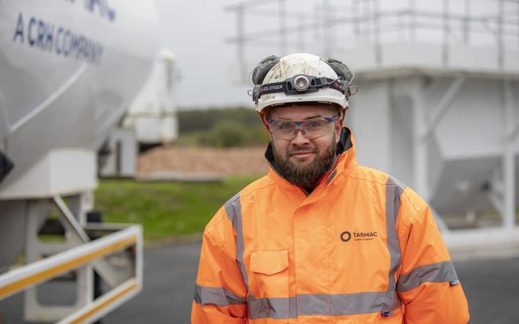 Leeds apprentice among first to qualify in extractives industry first
