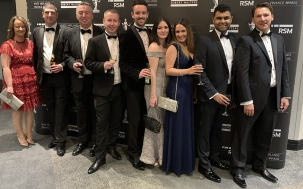 Former Graduate Highly Commended at Regional Awards
