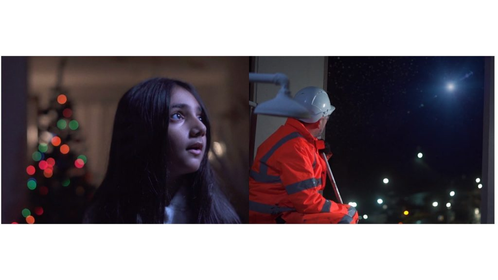 Tarmac launches Christmas video celebrating key night time workers