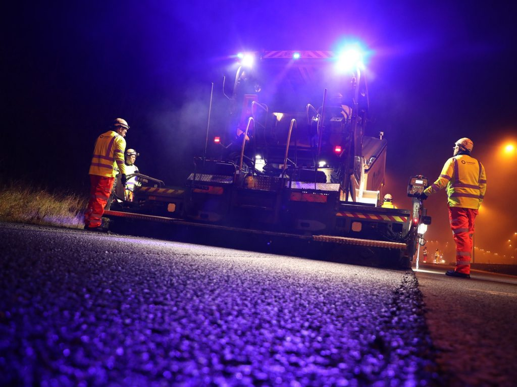 Anti-ageing roads could keep roadworks at bay