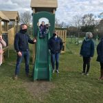 Tarmac grant helps transform Nottinghamshire play park