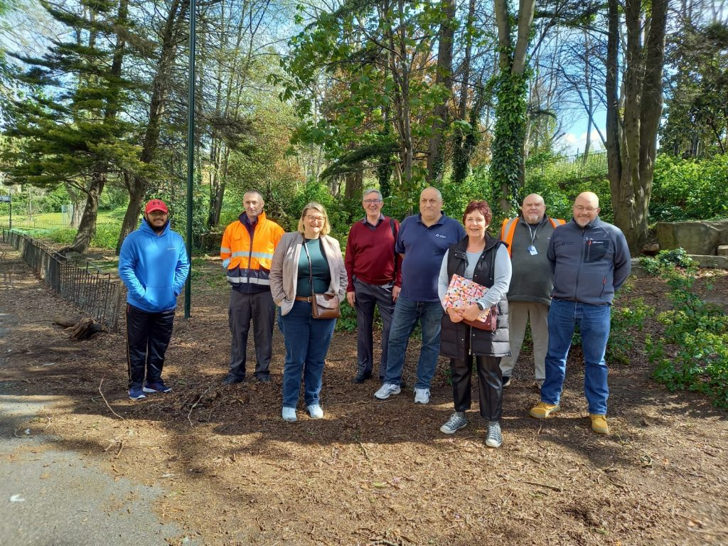 Tarmac grant helps give Thurrock park a new lease of life