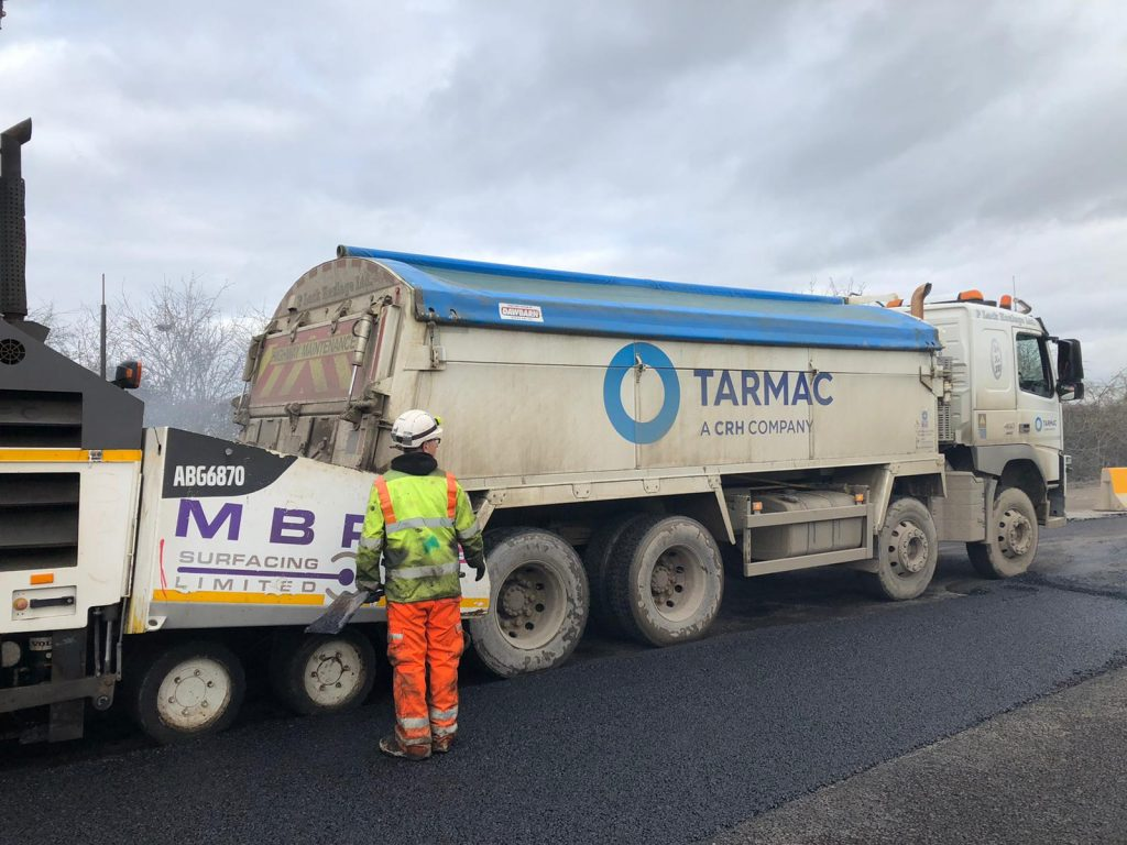 The road to resilience: new bitumen set to extend the life of the UK's highways