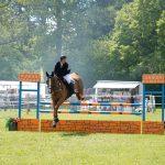Tarmac sponsors Hertfordshire County Horse Show