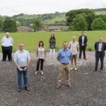 Tarmac grant helps Derbyshire village build new community pavilion