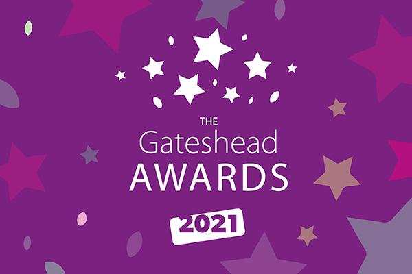 Gateshead Awards 2021 logo