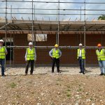 New community hub for Derbyshire village thanks to a grant from the Tarmac Landfill Communities Fund