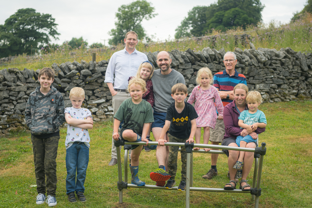 Grant from Tarmac Landfill Communities Fund gives Derbyshire playground a new lease of life