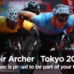 Tarmac backs next generation of disabled athletes