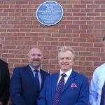 Unsung Nottinghamshire hero of world's first Tarmac road honoured