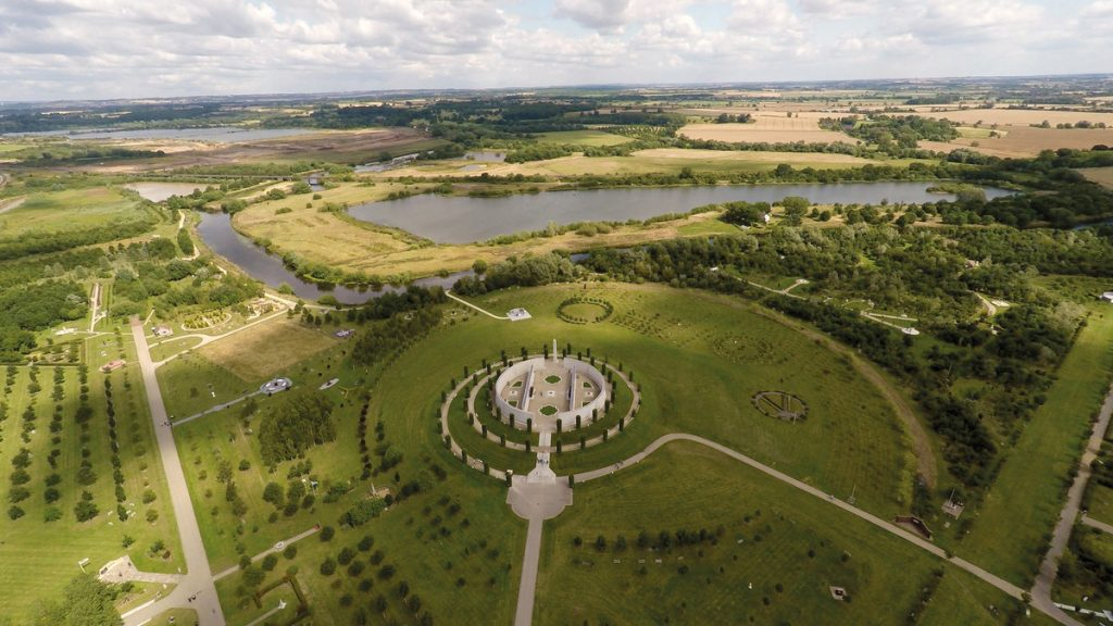 Tarmac congratulates National Memorial Arboretum on 20-year anniversary