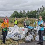 Tarmac's Ravelrig Quarry supports local village clean up