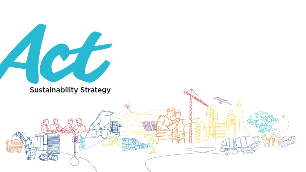 Tarmac builds on long term sustainability strategy with 2030 goals