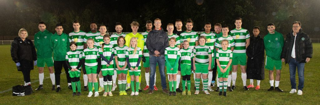 All-inclusive Lutterworth Athletic Football Club gets £50k boost from Tarmac Landfill Communities Fund