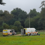 Missing person found safely atPanshangerPark as'mock'emergency teamsprings into action