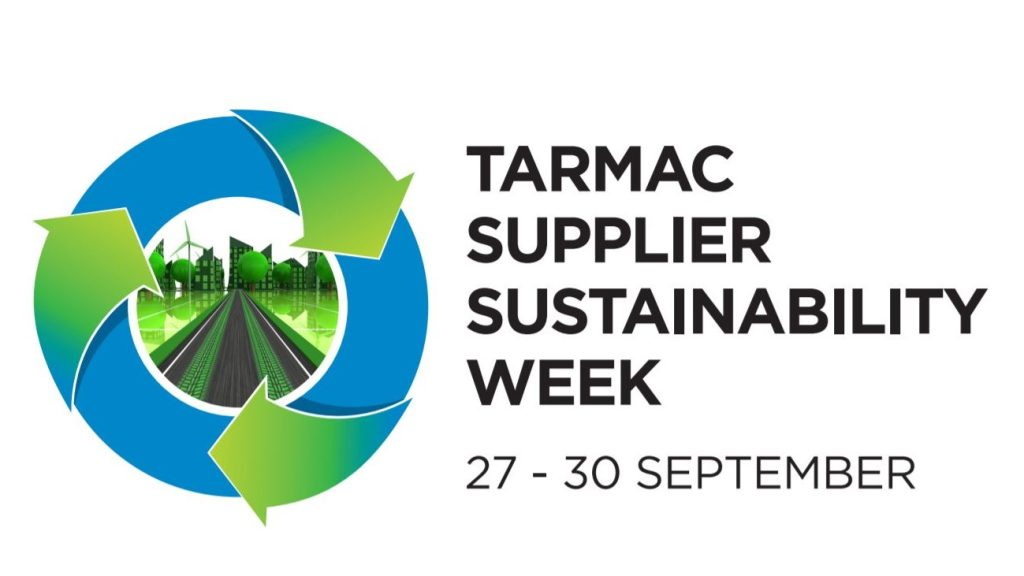 Tarmac launches supplier sustainability initiative as part of net zero plans