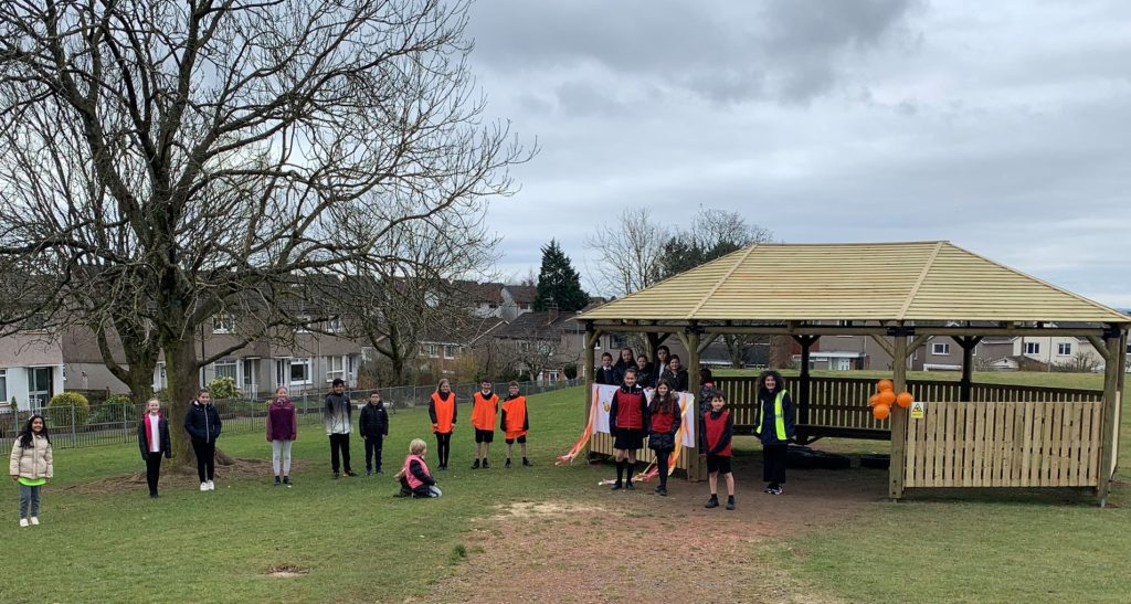 Outdoors brought to the classroom thanks to Tarmac